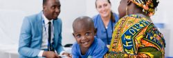 Patient Mercy Ships