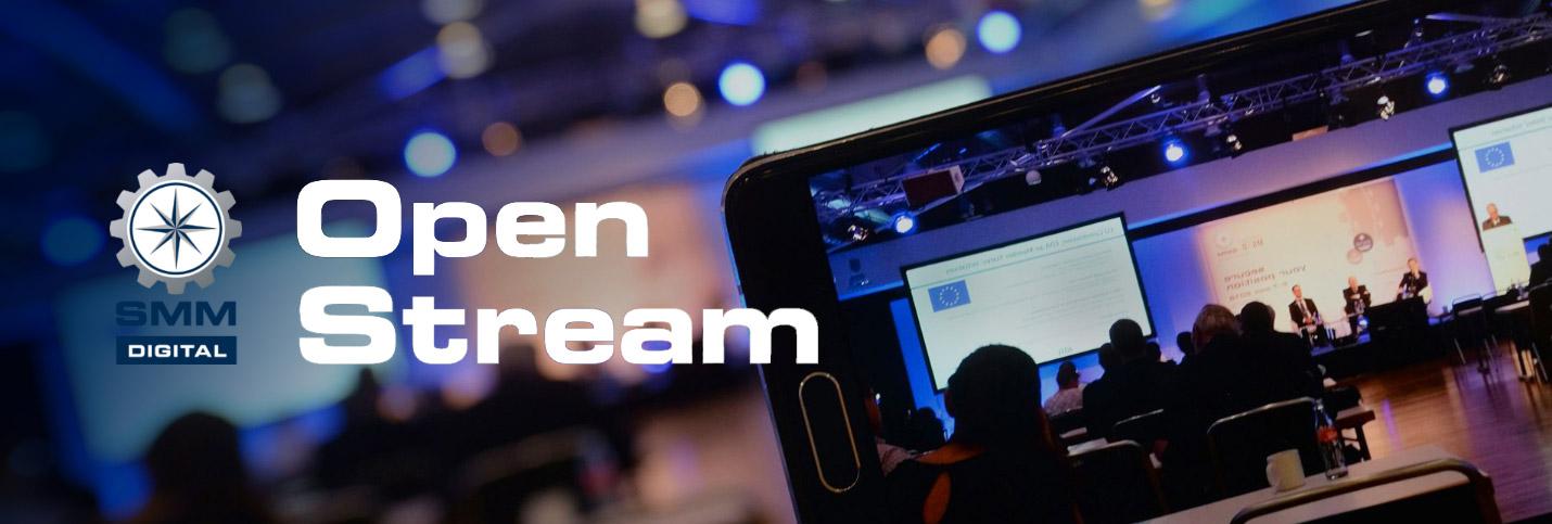 SMM Digital Open stream