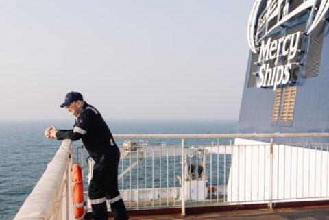 Successfull Sea trials Global Mercy