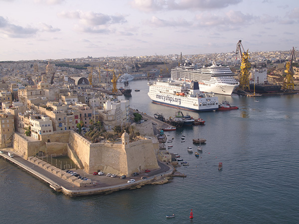 Global Mercy Port Malta